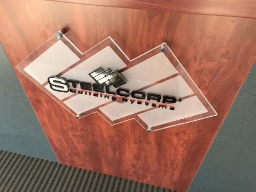 Steelcorp Reception